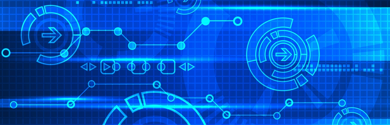 Abstract engineering future technology background